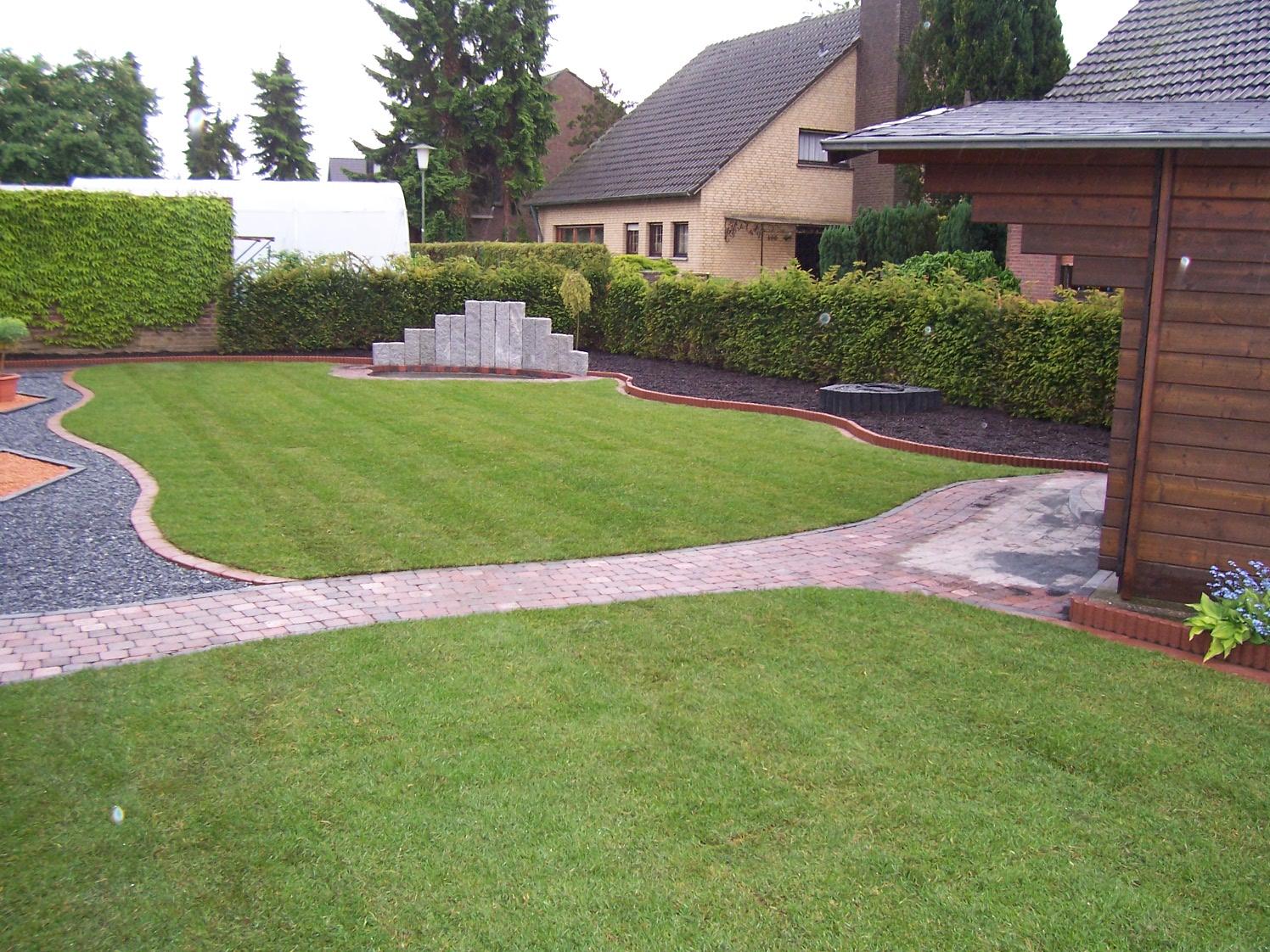 Gartengestaltung Pflege Landschaftsbau Becker Gmbh